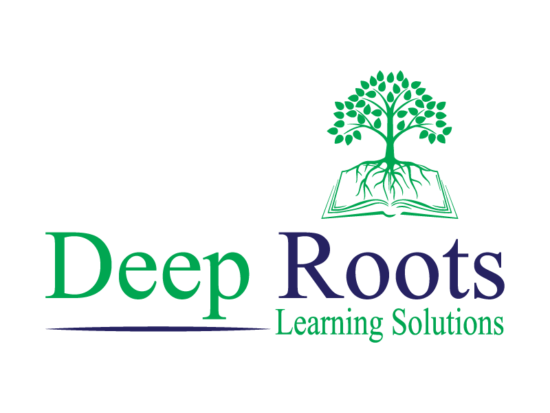 Deep Roots Learning Solutions Logo