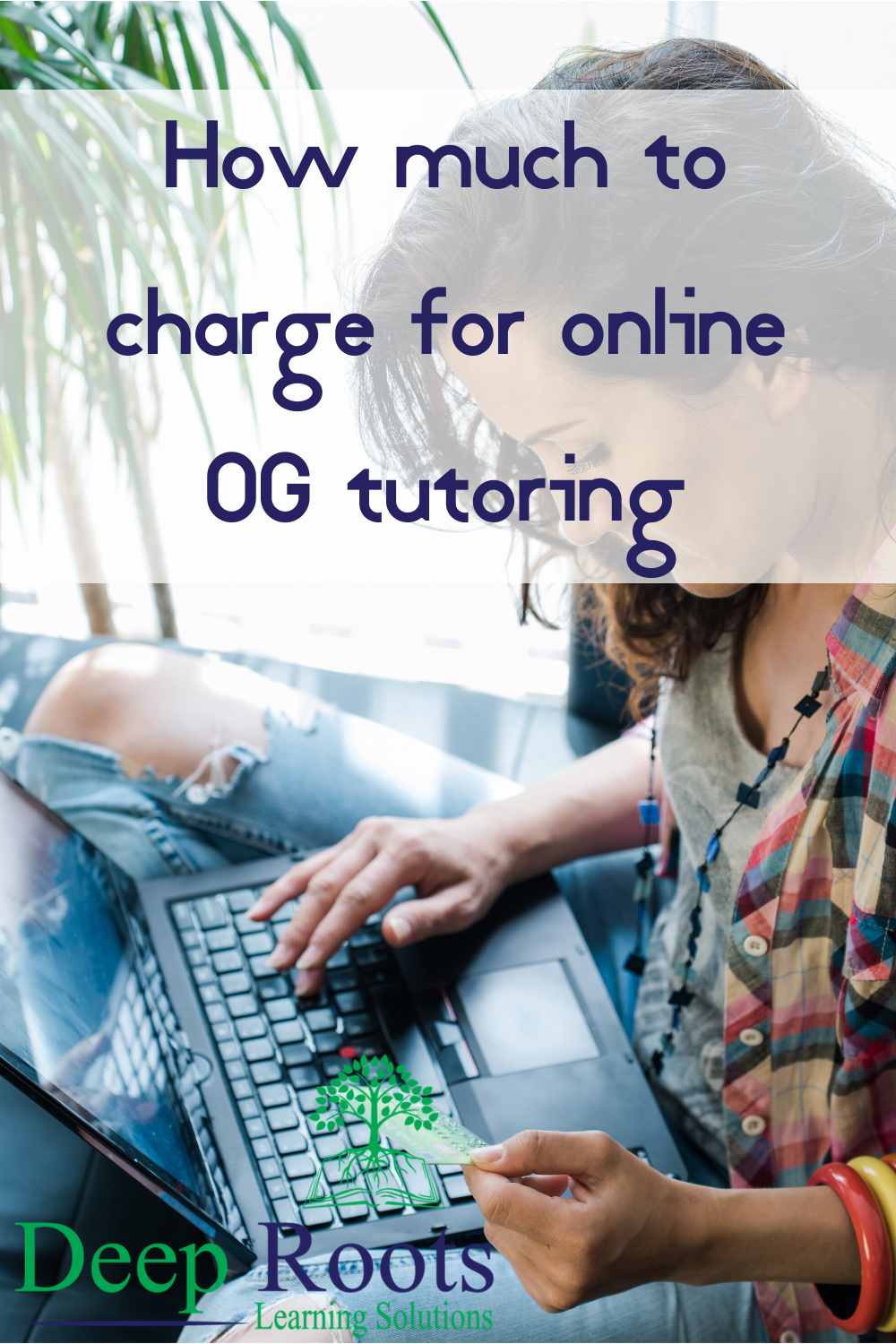 How Much To Charge For Online OG Tutoring